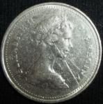 monedas de America - Canadá -  1979 (Anverso)