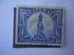 Stamps Guatemala -  Colón