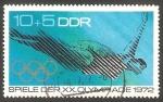 Sellos del Mundo : Europa : Alemania :   1441 - Olimpiadas de Munich 72