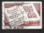 Sellos de America - Chile -  Libros