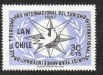 Sellos del Mundo : America : Chile : ITY emblema
