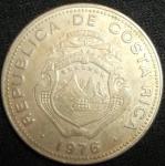 monedas de America - Costa Rica -  1976 (Anverso)