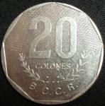 monedas de America - Costa Rica -  1983 (Reverso)