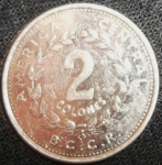 monedas de America - Costa Rica -  1984 (Reverso)