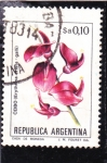 Sellos de America - Argentina -  Ceibo