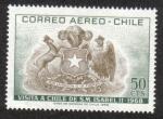 Stamps Chile -  Escudo chileno de Armas