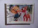Sellos de America - Estados Unidos -  Hermey - Forever-USA 2014