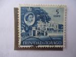 Stamps America - Trinidad y Tobago -  Whitehall.