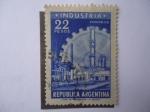 Sellos de America - Argentina -  Industria.