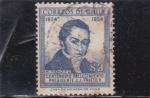 Stamps Chile -  J. Prieto- presidente