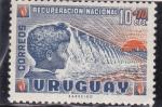 Stamps : America : Uruguay :  recuperación nacional
