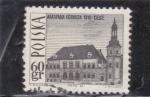 Stamps Poland -  academia Górnicza 1816- Kielce