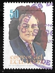 Sellos de America - Ecuador -  Ecuador-cambio