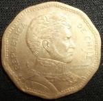 monedas de America - Chile -  2000 (Anverso)