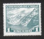 Stamps Chile -  Paisajes