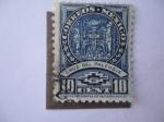 Stamps Mexico -  Cruz del Palenque