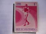 Sellos de Europa - San Marino -  Rep. Di San Marino.