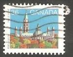 Stamps Canada -  Parlamento