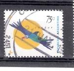 Stamps Argentina -  Cóndor