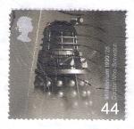 Sellos de Europa - Reino Unido -  Serie de Televisión: Dr. Who (Dr. Misterio)