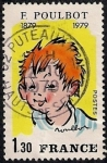 Stamps France -  F. Poulbot