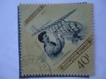 Stamps Hungary -  magyar Posta - Légiposta.