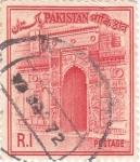 Sellos del Mundo : Asia : Pakistán : portal