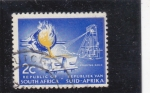 Stamps : Africa : South_Africa :  fundicion