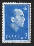 Stamps Greece -  Dinastía Real griega
