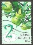Sellos de Europa - Finlandia -  Peras