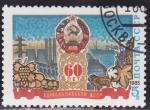 Stamps : Europe : Russia :  Intercambio