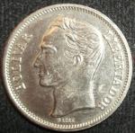monedas de America - Venezuela -  1977 (Anverso)