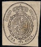 Stamps Europe - Spain -  escudo