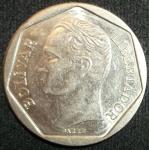 monedas de America - Venezuela -  1998 (Anverso)
