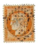 Sellos de Europa - Francia -  Ceres (1870-1871)