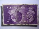 Sellos de Europa - Reino Unido -  Olympic Games