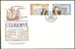 Sellos del Mundo : Europa : Isla_de_Man : Europa Cept