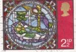 Stamps : Europe : United_Kingdom :  vidriera