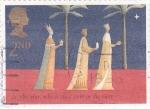 Stamps : Europe : United_Kingdom :  reyes magos