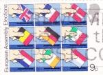 Stamps United Kingdom -  asamblea elecciones europeas