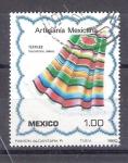 Sellos del Mundo : America : México : Artesanía: Textiles de Teocaltiche, Jalisco