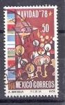 Sellos del Mundo : America : México : Navidad'78: Posada y piñata