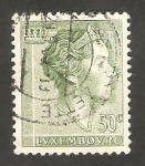 Stamps : Europe : Luxembourg :  582 - Gran Duquesa Charlotte