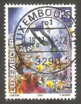Stamps : Europe : Luxembourg :  1892 - Inmersión submarina