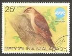 Stamps Madagascar -  Exposición oceanográfica de Okinawa