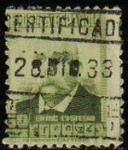 Sellos de Europa - España -  ESPAÑA 1932 672 Sello Personajes. Emilio Castelar Usado