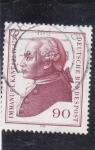Sellos de Europa - Alemania -  Immanuel Kant- filósofo