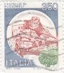 Sellos de Europa - Italia -  castello di Mussomeli