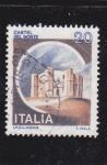 Sellos de Europa - Italia -  castel del Monte