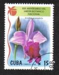Stamps Cuba -  Orquídeas